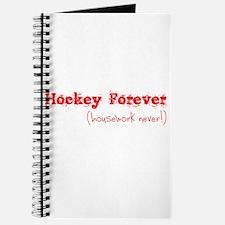 Unique Hilarious hockey Journal