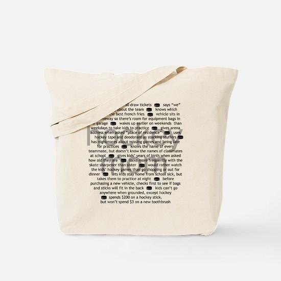 Unique Parents Tote Bag