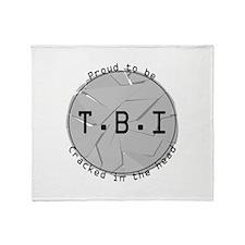 TBI Throw Blanket