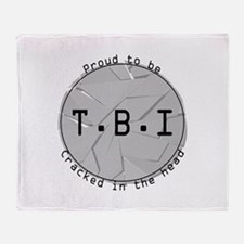 TBI Throw Blanket