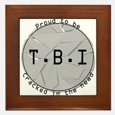 TBI Framed Tile