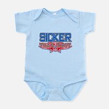 Sicker Than Most Infant Bodysuit