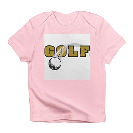 Golf Nuts Infant T-Shirt