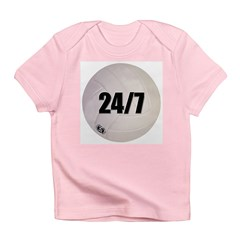 24/7 Volleyball Infant T-Shirt