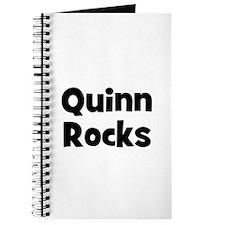 Quinn Rocks Journal