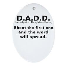 DADD Ornament (Oval)