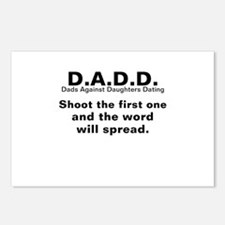 DADD Postcards (Package of 8)