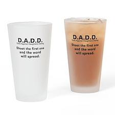 DADD Drinking Glass
