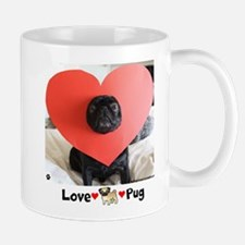 Love Pug-Mug