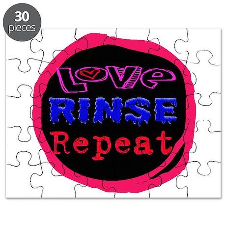 Love, Rinse, Repeat Puzzle