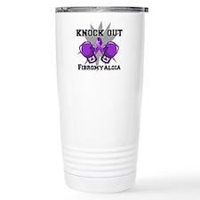 Knock Out Fibromyalgia Travel Mug