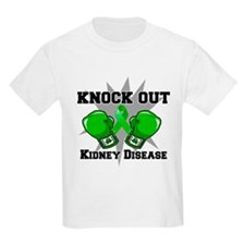 Knock Out Kidney Disease T-Shirt