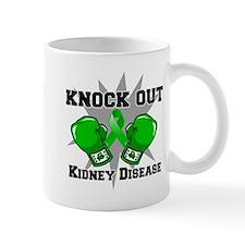 Knock Out Kidney Disease Mug