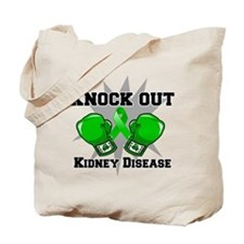 Knock Out Kidney Disease Tote Bag