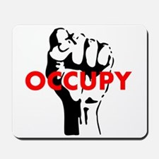 OCCUPY Mousepad