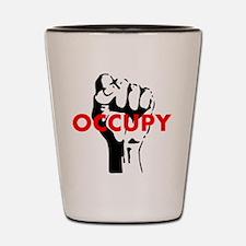 OCCUPY Shot Glass
