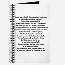 Funny Oth quote Journal