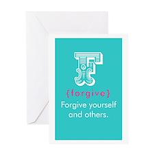 Cute Words of wisdom Greeting Card