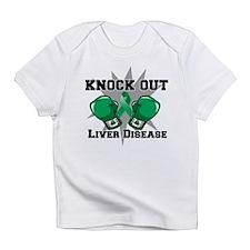 Knock Out Liver Disease Infant T-Shirt