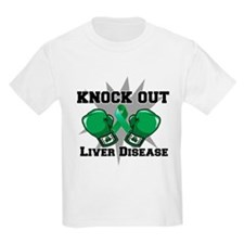 Knock Out Liver Disease T-Shirt