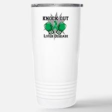 Knock Out Liver Disease Travel Mug