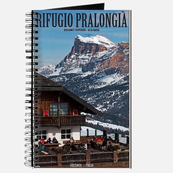 Rifugio Pralongia Journal