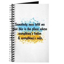 Raven one tree hill Journal