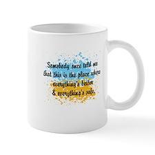 Cute I love one tree hill Mug