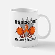 Knock Out Multiple Sclerosis Mug
