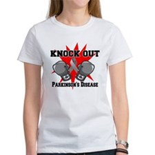 Knock Parkinsons Disease Tee