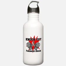 Knock Parkinsons Disease Water Bottle