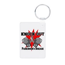 Knock Parkinsons Disease Keychains