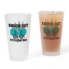 Polycystic Kidney Disease Drinking Glass