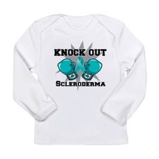 Knock Out Scleroderma Long Sleeve Infant T-Shirt