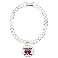 Knock Out Sickle Cell Anemia Bracelet