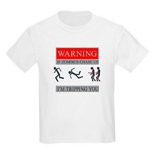 Zombie Chase - T-Shirt