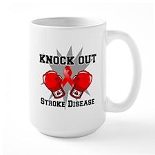 Knock Out Stroke Disease Mug