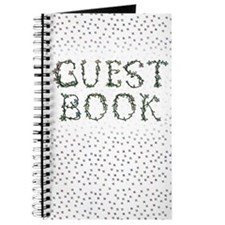Cute, Funky, and Floral Wedding Guest Book