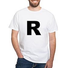 Letter R Shirt