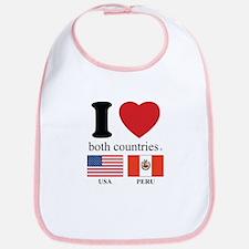 USA-PERU Bib