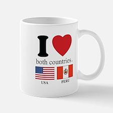 USA-PERU Mug