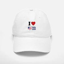 USA-NICARAGUA Baseball Baseball Cap