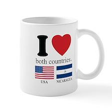 USA-NICARAGUA Mug
