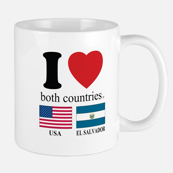 USA-EL SALVADOR Mug