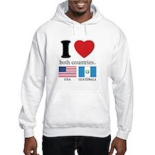 USA-GUATEMALA Hoodie