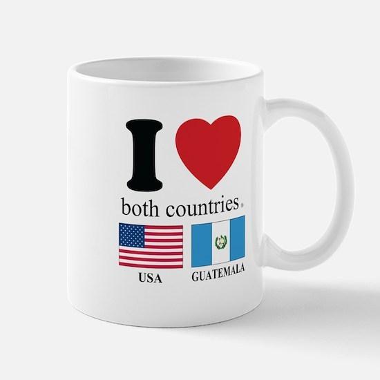 USA-GUATEMALA Mug