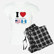 USA-GUATEMALA Pajamas