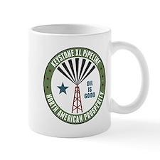 Keystone XL Pipeline Mug
