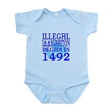 1492 Infant Bodysuit