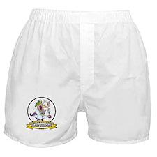 WORLDS GREATEST CRAZY CHEMIST CARTOON Boxer Shorts